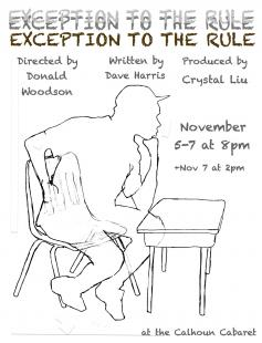 Poster of Exception to the Rule