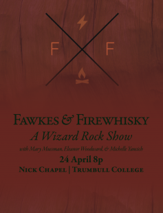Poster of Fawkes & Firewhisky