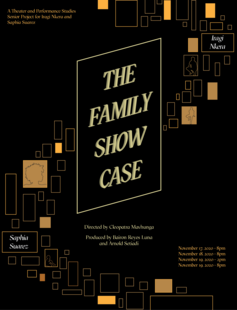 The Family Showcase Poster
