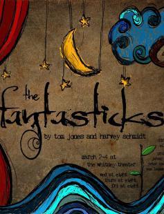 Poster of The Fantasticks