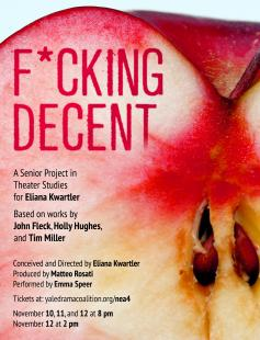 Poster of F*cking Decent