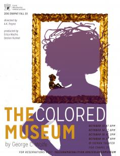 Poster of The Colored Museum