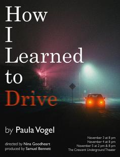 Poster of How I Learned to Drive