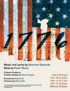 Poster of 1776