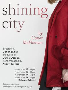 Poster of Shining City