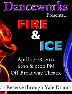 Poster of Danceworks Presents: Fire & Ice