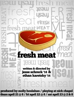 Poster of Fresh Meat
