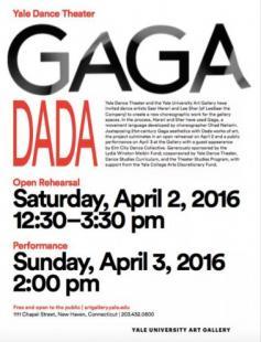 Poster of Gaga/Dada