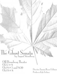 Poster of The Ghost Sonata