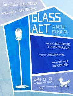 Poster of Glass Act