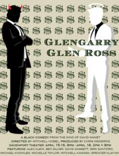 Poster of Glengarry Glen Ross
