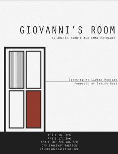 Poster of Giovanni's Room