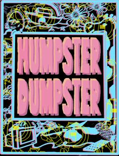 Poster of Humpster Dumpster