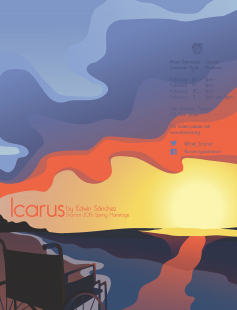 Poster of Icarus