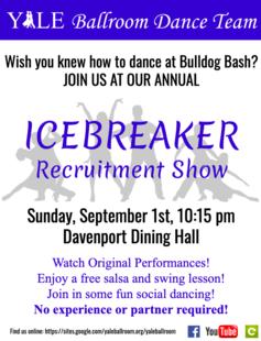 Icebreaker 2019 Poster