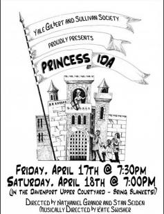 Poster of Princess Ida