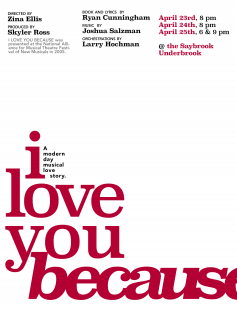 Poster of I Love You Because