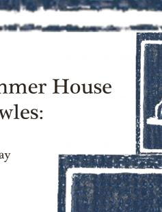 Poster of In the Summer House by Jane Bowles: A Control Group Play