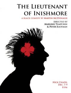 Poster of The Lieutenant of Inishmore