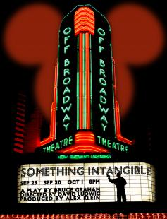 Poster of Something Intangible
