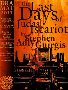Poster of The Last Days of Judas Iscariot