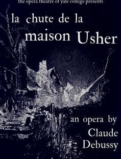 La chute de la maison Usher, an opera by Claude Debussy