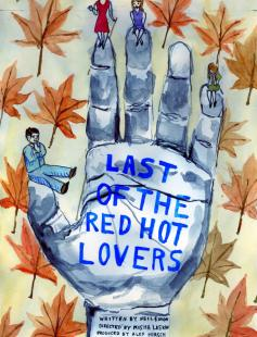 Poster of The Last of the Red Hot Lovers