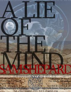 Poster of A Lie of the Mind