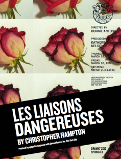 Poster of Les Liaisons Dangereuses
