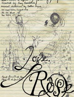 Poster of Love, Rose.