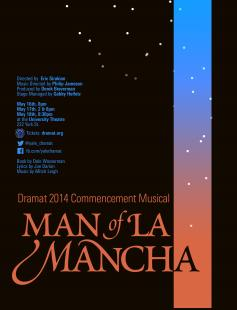 Poster of Man of La Mancha
