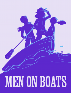 Poster of Men on Boats