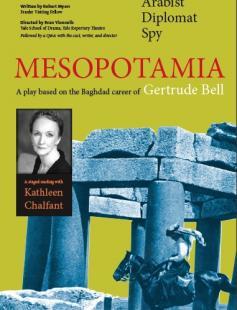 Poster of Mesopotamia
