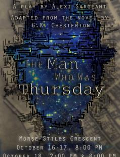 Poster of The Man Who Was Thursday