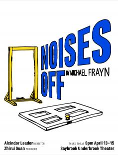 Poster of Noises Off