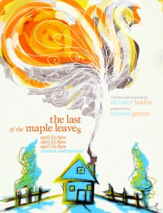 Poster of The Last of the Maple Leaves