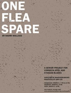 Poster of One Flea Spare