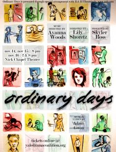 Poster of Ordinary Days