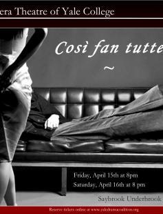 Poster of Cosi fan tutte