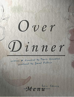Poster of Over Dinner