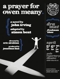 Poster of A Prayer for Owen Meany