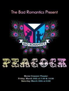 Poster of The Bad Romantics Present: Peacock