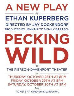 Poster of Pecking Wild