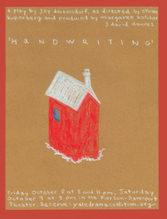 Poster of Handwriting