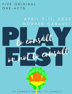 Playfest Poster