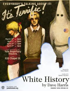 Poster of White History