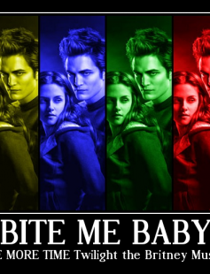Poster of Twilight: A Britney Spears Musical