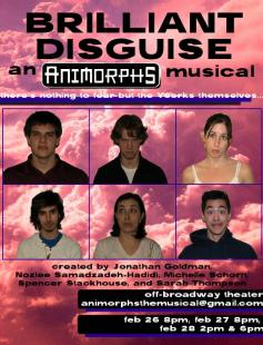 Poster of Brilliant Disguise: An Animorphs Musical