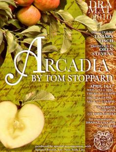 Poster of Arcadia