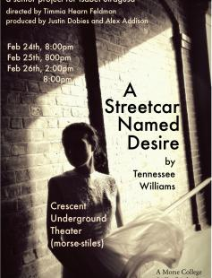 Poster of A Streetcar Named Desire